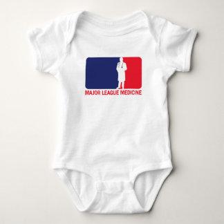 Major League Medicine Baby Bodysuit