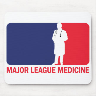 Major League Medicine Mouse Pad