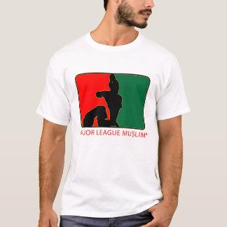 Major League Muslim Pan African T-Shirt