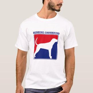 Major League Redbone Coonhound t-shirt