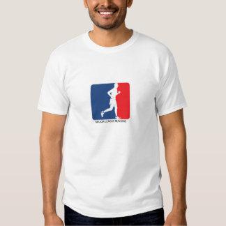 Major League Running Tshirts
