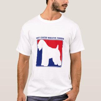 Major League Soft Coated Wheaten Terrier t-shirt