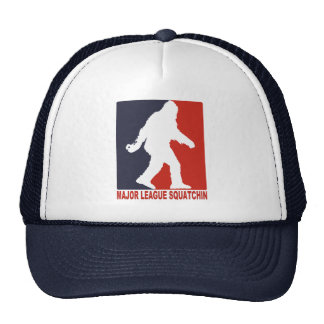 Major League Squatchin Hat
