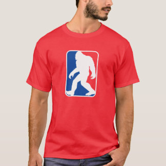 Major League Squatchin T-shirt