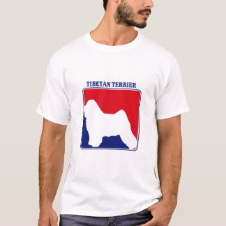 Major League Tibetan Terrier t-shirt