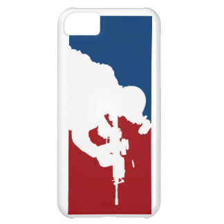 Major League Warfighter iPhone 5C Cover