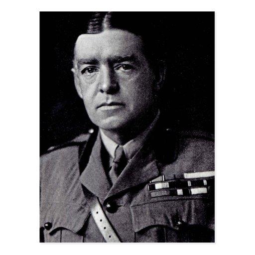 Major Sir Ernest Shackleton Post Card