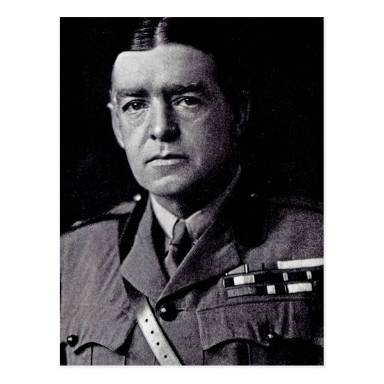 Major Sir Ernest Shackleton Postcard