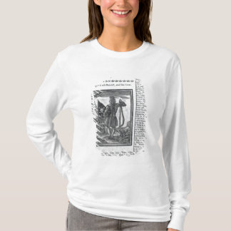 Major Stepe Bonnet, from 'Histories and Lives T-Shirt