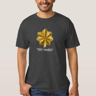 Major Try Hard (GREY) T-shirt