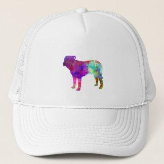 Majorca Ma in watercolor.png Trucker Hat