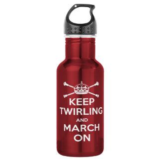 Majorettes/Baton Twirlers 532 Ml Water Bottle