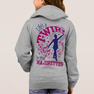 Majorettes Ultimate I Love Majorettes, Majorette Hoodie