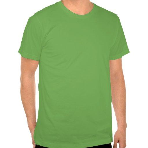 Majorité j'Irlandais drôle de foie T-shirts