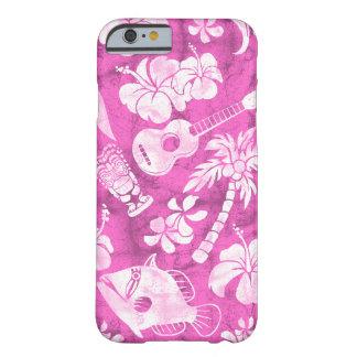 Makapuu Beach Hawaiian Batik iPhone 6 case