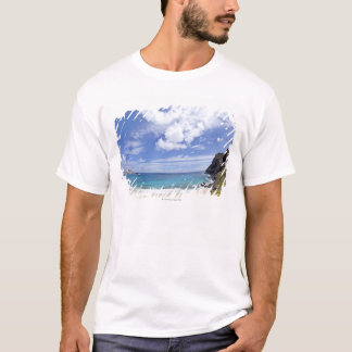 Makapuu Beach in Oahu, Hawaii. T-Shirt