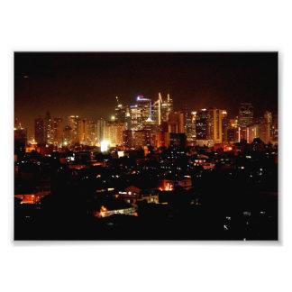 Makati Place Photo Print