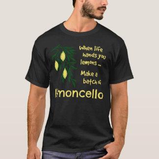 Make a Batch of Limoncello T-Shirt