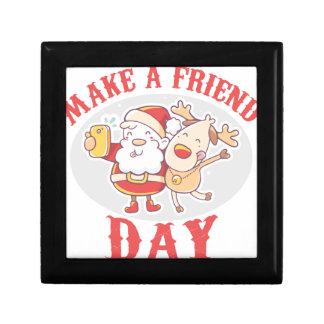 Make a Friend Day - Appreciation Day Gift Box