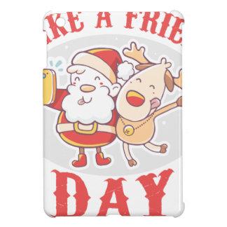 Make a Friend Day - Appreciation Day iPad Mini Cover