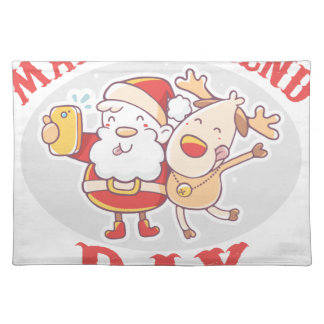 Make a Friend Day - Appreciation Day Placemat