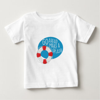 Make A Splash Baby T-Shirt