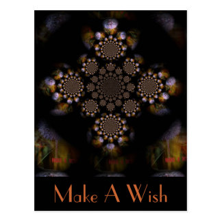 Make A Wish 2 Postcard