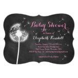 Make a Wish! Baby Shower Invitation (pink)