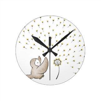 """Make a Wish"" Clock"