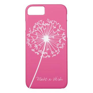 Make a Wish | Dandelion iPhone 8/7 Case