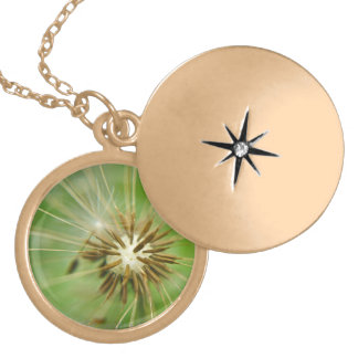 Make a Wish Locket or Charm Necklace