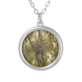 Make A Wish Silver Plated Necklace