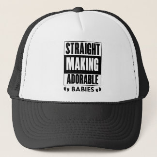 Make Adorable Babies Trucker Hat