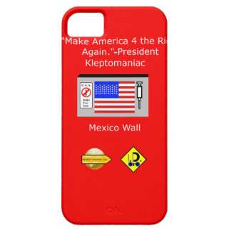 Make America 4 the Rich Again iPhone 5 Cover