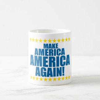MAKE AMERICA AMERICA AGAIN! COFFEE MUG