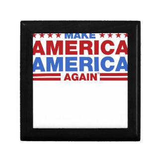 Make America America Again Gift Box