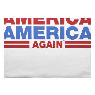 Make America America Again Placemat