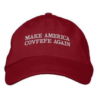 Make America Covfefe Again Hat #MAGA