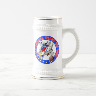 Make America Crash & Burn Beer Stein
