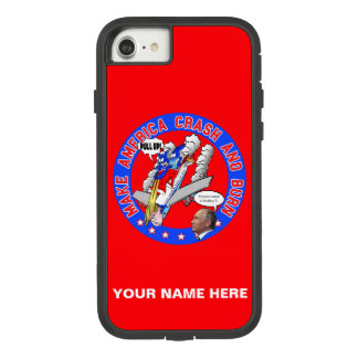 Make America Crash & Burn Case-Mate Tough Extreme iPhone 8/7 Case