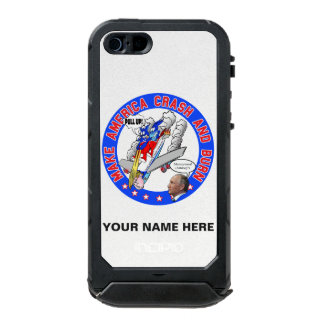 Make America Crash & Burn Incipio ATLAS ID™ iPhone 5 Case