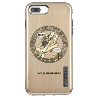 Make America Crash & Burn Incipio DualPro Shine iPhone 8 Plus/7 Plus Case