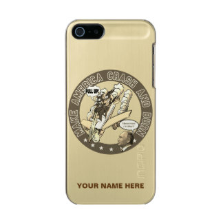 Make America Crash & Burn Incipio Feather® Shine iPhone 5 Case