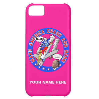 Make America Crash & Burn iPhone 5C Covers