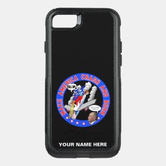 Make America Crash & Burn OtterBox Commuter iPhone 8/7 Case