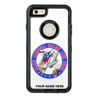 Make America Crash & Burn OtterBox Defender iPhone Case