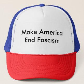 Make America End Fascism Trucker Hat