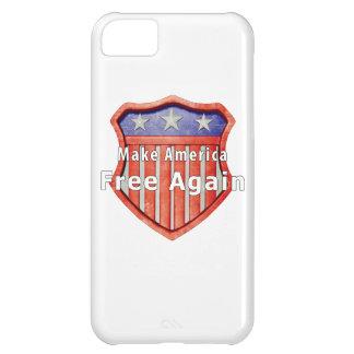 Make America Free Again iPhone 5C Cases