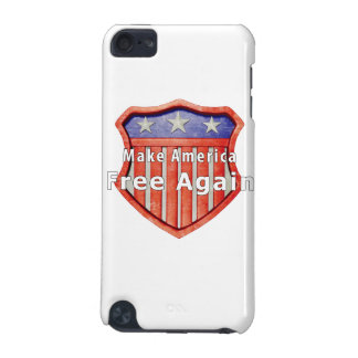 Make America Free Again iPod Touch (5th Generation) Case