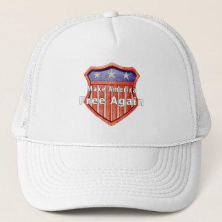 Make America Free Again Trucker Hat
